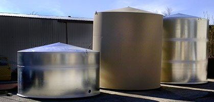 A1 Tanks will protect the lifespan of your tank by having it externally painted and internally coated. Each tank is different, and A1 Tank Services can provide expert recommendations for your storage tank coating and painting needs